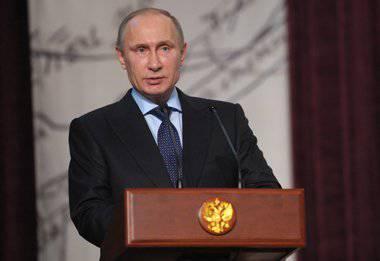 """Vladimir Putin: """"Il nostro compito è rendere la letteratura russa, la lingua russa un potente fattore nell'influenza ideologica della Russia nel mondo"""""""