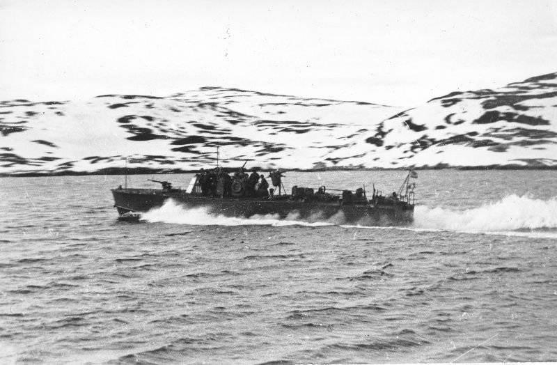알렉산더 샤 발린 - 소비에트 해군의 용