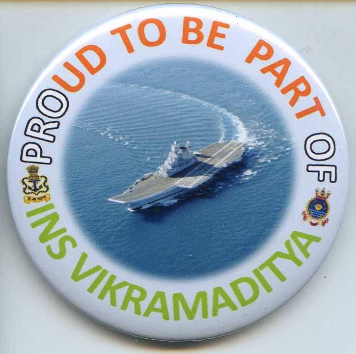 Vikramaditya及其在俄罗斯建造大型舰载舰的前景