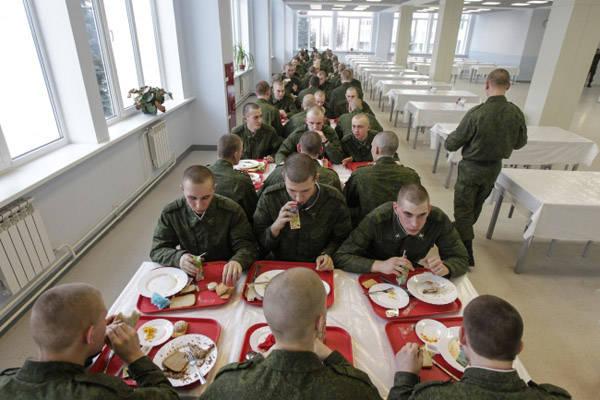 Tank ve konserve yiyecek al. Askeri siparişlerin verilmesi Rosoboronpostavka olacak