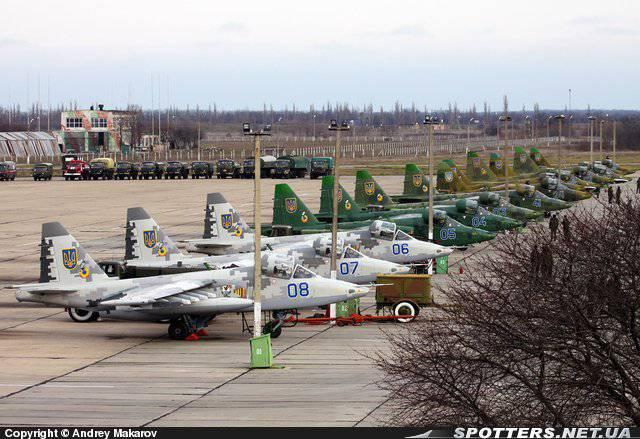 Cambio di volo nella 299 Tactical Aviation Brigade (Ucraina)