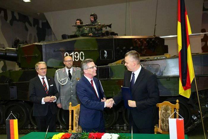 "Poland buys next ""Leopards"""