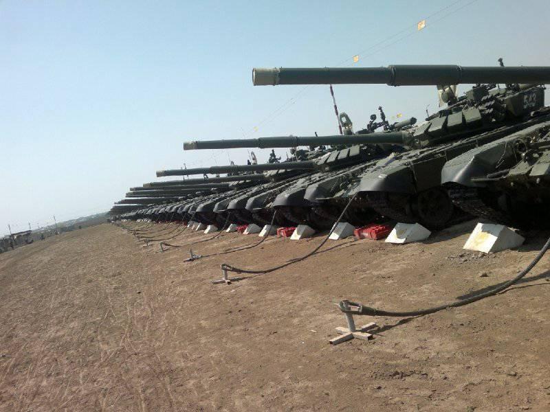 """T-72B3 ... ou peut-être avons-nous besoin d'une autre """"bête""""?"""