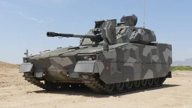 프로젝트와 관련된 어려움 Close Combat Vehicle 계속