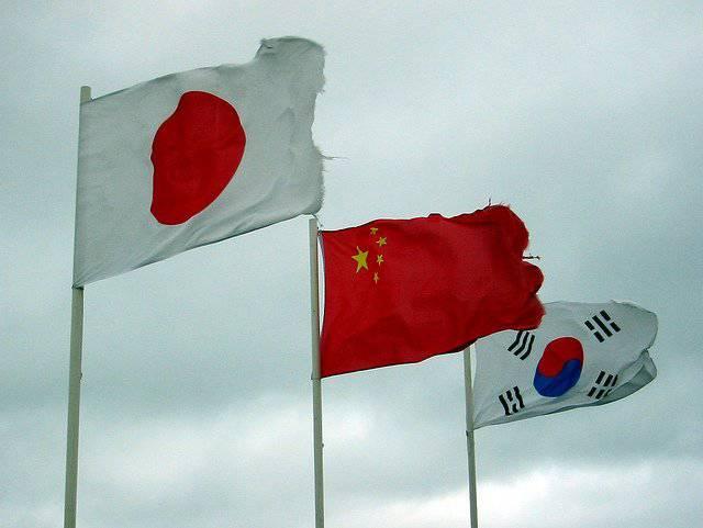 Casus belli. Китай показывает, кто хозяин в Восточно-Китайском море