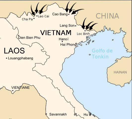 कैसे यूएसएसआर ने वियतनाम को चीनी आक्रामकता को पीछे हटाने में मदद की