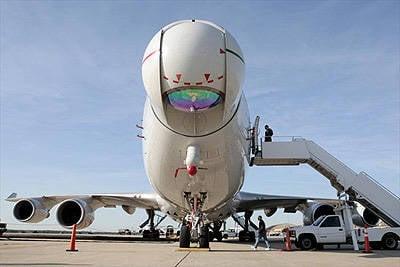 US Air Force a décidé d'équiper des avions de combat de sixième génération avec des pistolets laser
