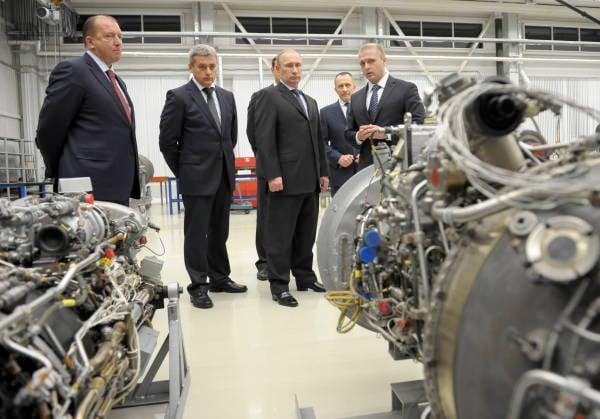 Poutine: la construction de moteurs nationaux ne devrait pas dépendre des importations