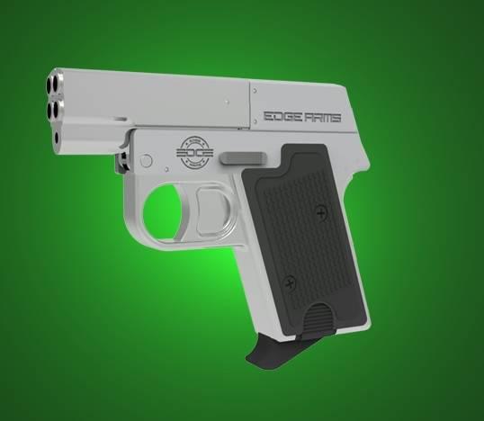 4-x Reliant small-sized pistol