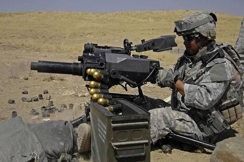 자동 미국 수류탄 발사기 Mk.47 (Mark 47)