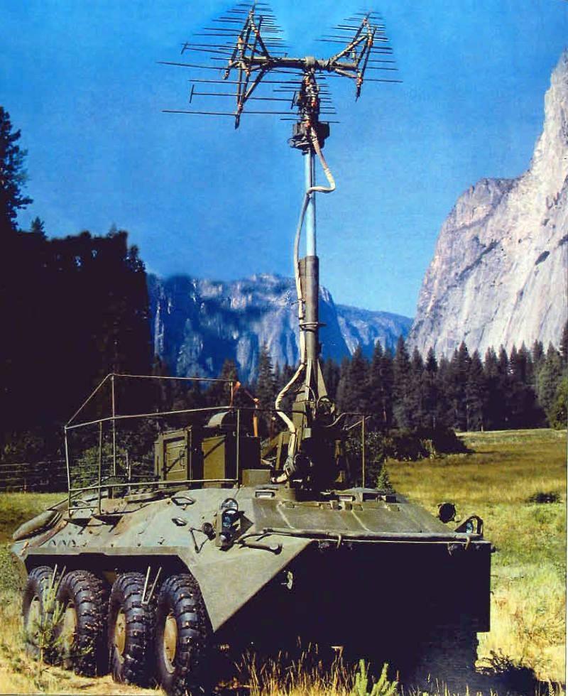 """Concern """"Radioelectronic Technologies"""" realizó un pedido para el suministro de máquinas EW de un nuevo modelo."""