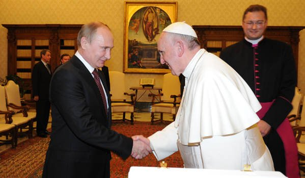 Putin's meeting with the Pope. Expert Comments