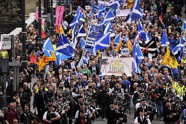 Scotland on the road to independence