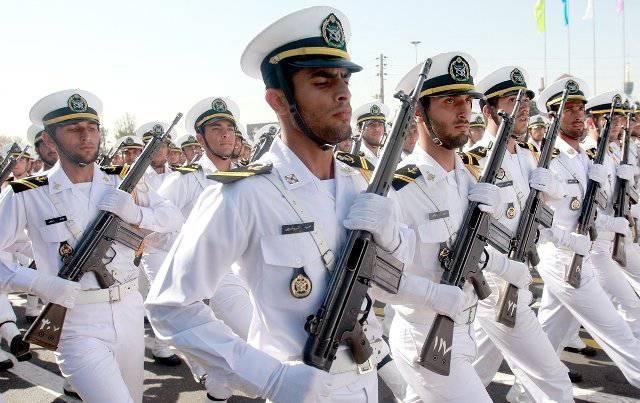 이란 해군