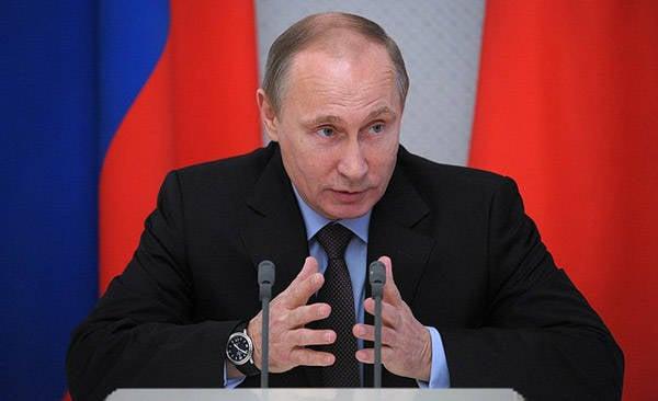 Er ist nur Putin