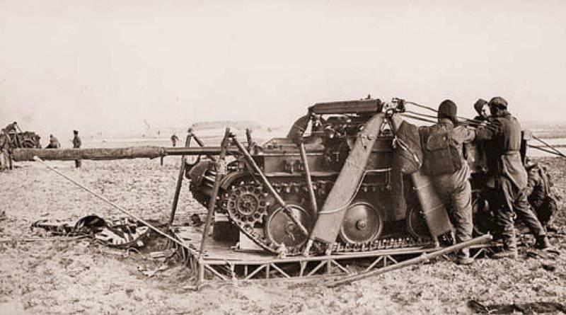 САУ. Отечественные противотанковые самоходные артиллерийские установки. Часть 2-я