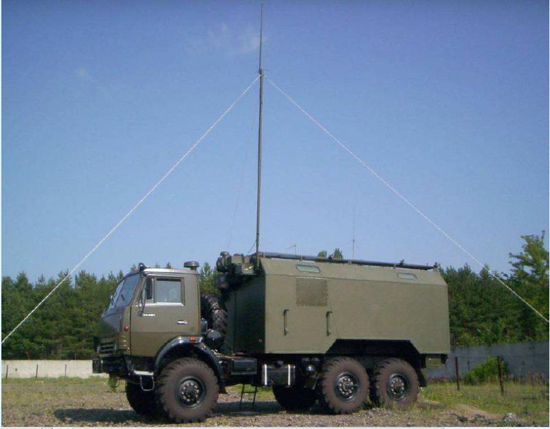 Обзор техники радиоэлектронной борьбы (РЭБ) украинского производства