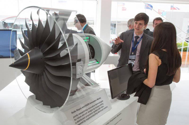Motor Rolls-Royce