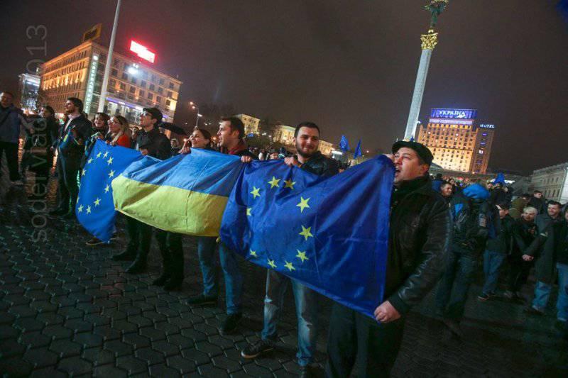 Украина и Азербайджан отправляют ЕС в нокдаун
