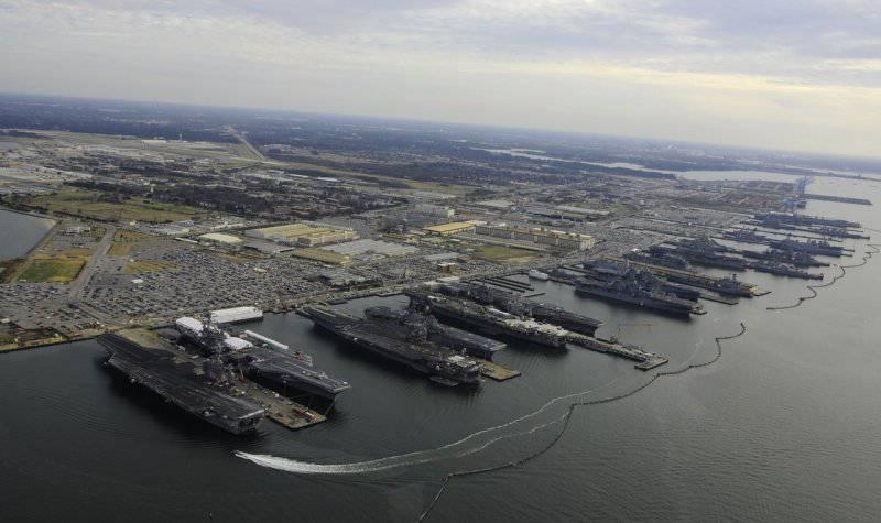 Norfolk military loans