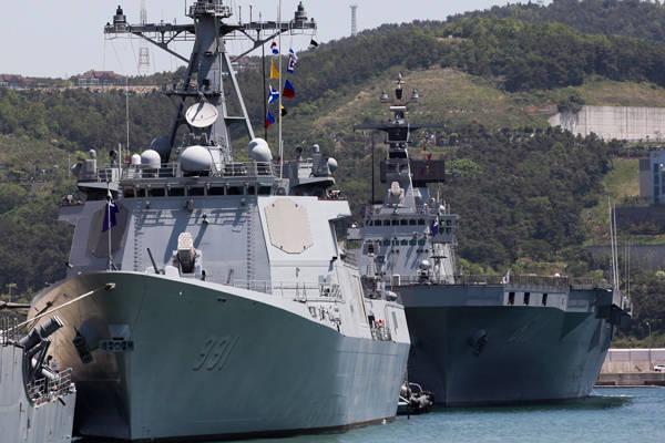 La Corea del Sud costruirà tre nuovi cacciatorpediniere