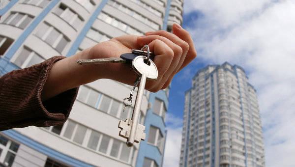 Минобороны РФ предоставило жилье 72 тыс из 82 тыс семей офицеров