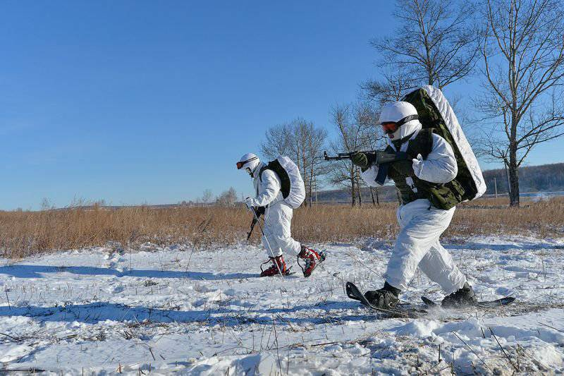 For the first time in the Russian Army there will be arctic arrows
