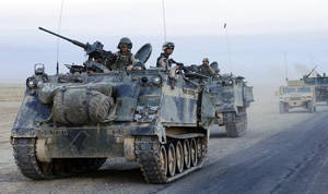 BMP or BTR - that is the question. The US Army is preparing to transfer to a new armored vehicle.