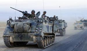 BMP o BTR - esa es la pregunta. El ejército de los Estados Unidos se está preparando para trasladarse a un nuevo vehículo blindado.