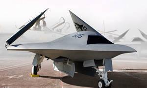 X-47B – первая ласточка умных дронов