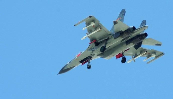 China aún no puede comenzar la producción a gran escala del caza j-11B BS