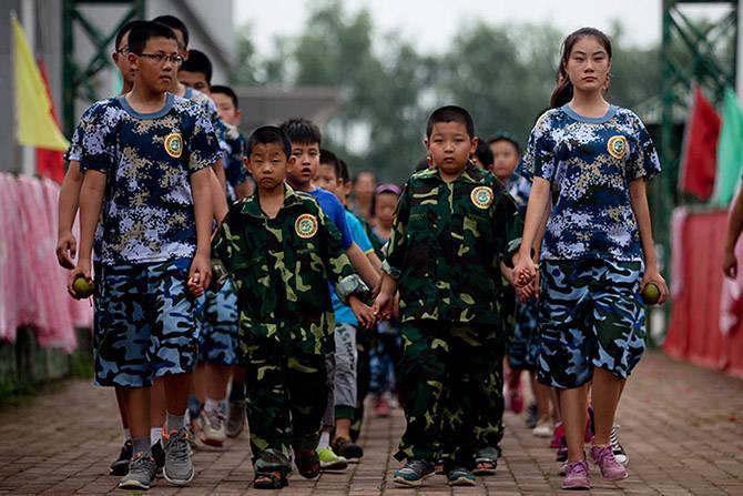 Os chineses querem filhos?