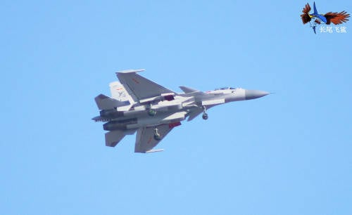 Deck fighters J-15 began to enter the arms of the Chinese Navy