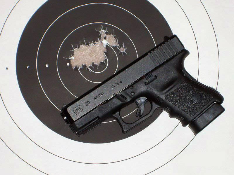 "Subcompact pistol ""Glock 30"""