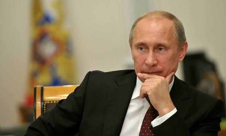 Zar Wladimir gibt Amerika keine Ruhe