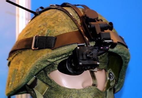 戦士用のサイクロンサーマルイメージャー