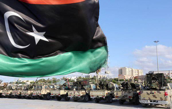La Libia è andata alla vita secondo la Sharia