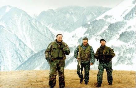 Komsomolskoï long écho