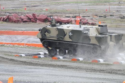 Kurganets-25, BMD-4M, BTR-MDM: ट्रैक्टर पौधे वक्र से आगे हैं