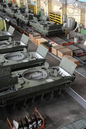 """""""Курганец-25"""", БМД-4М, БТР-МДМ: """"Тракторные заводы"""" держат курс на опережение"""