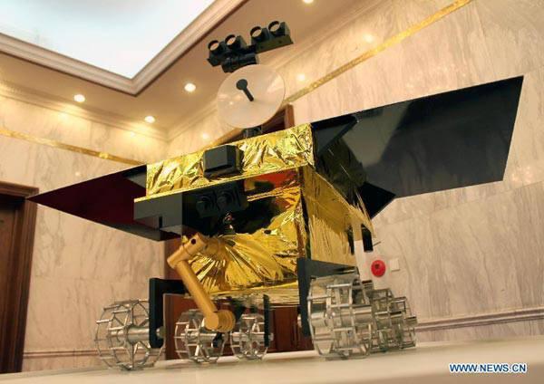 Seis grandes innovaciones plasmadas en el satélite Chang'e-3.