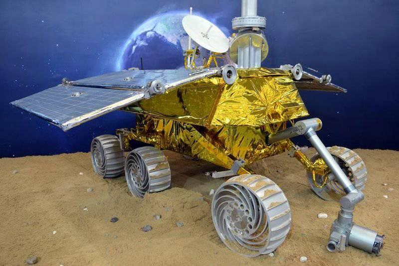 La Chine et l'Inde ont divisé la Lune et Mars