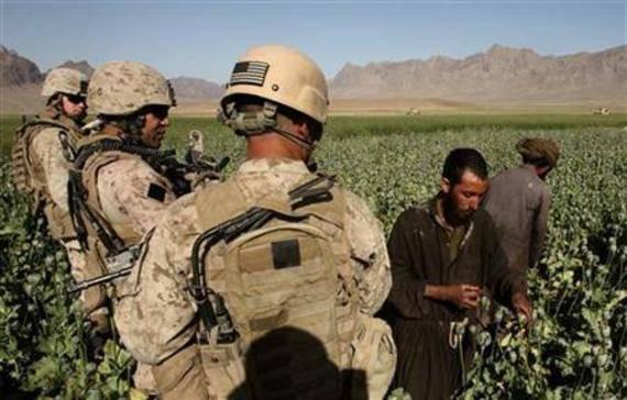 美国在组织世界毒品贸易中的作用
