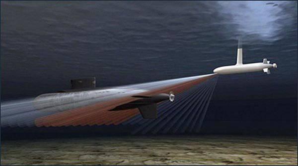 Rus denizaltılarının anti-torpido koruması hakkında