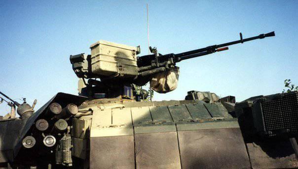 Основной боевой танк Т-84-120 «Ятаган»