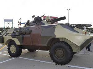 Trials of a new armored reconnaissance vehicle started in Azerbaijan
