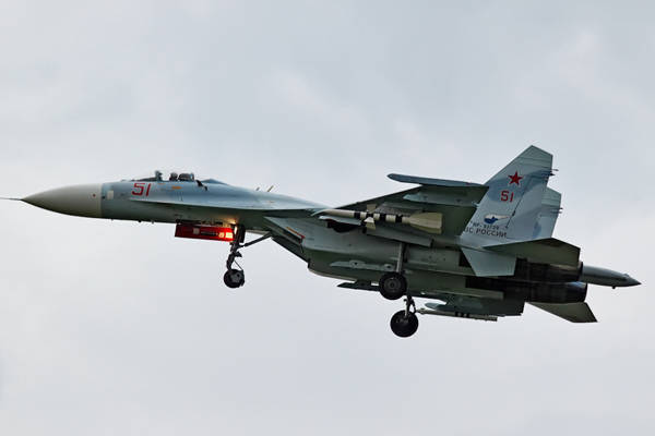 The pace of rearmament of Russian military aviation