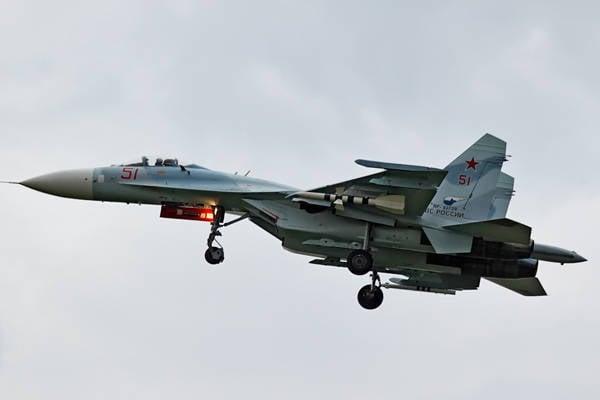 ロシアの軍用航空の再編成のペース