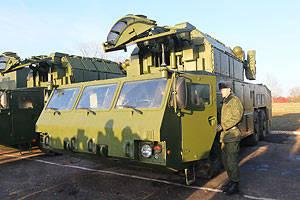 La terza batteria del sistema di difesa aerea Tor-M2 è arrivata in Bielorussia