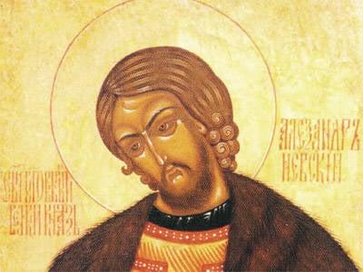Heiliger Ritter von Russland
